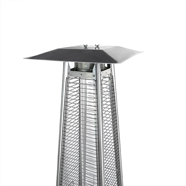 pyramid heater stainless steel gas benefits features